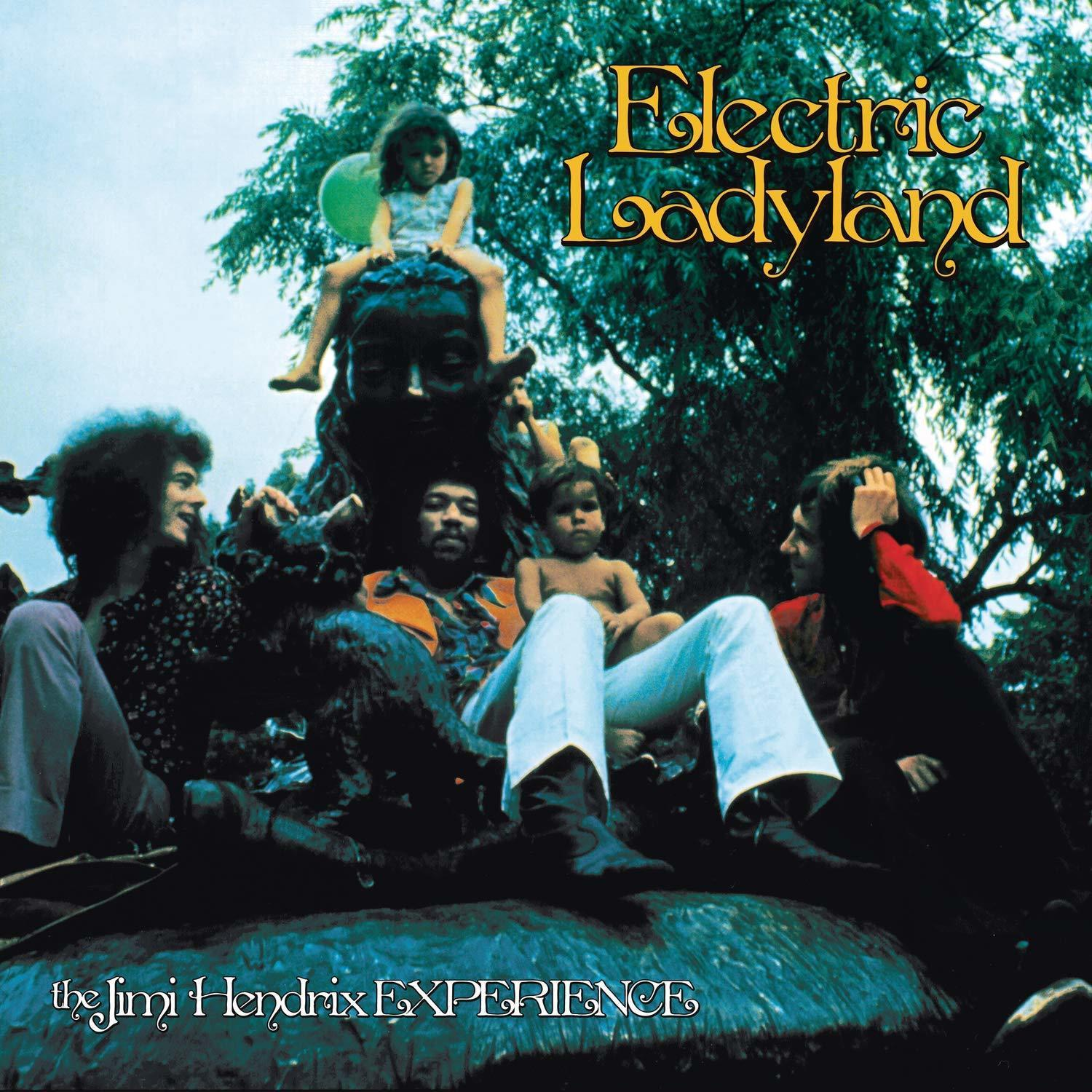 Electric Ladyland (50th Anniversary LimitedDeluxeEdition)