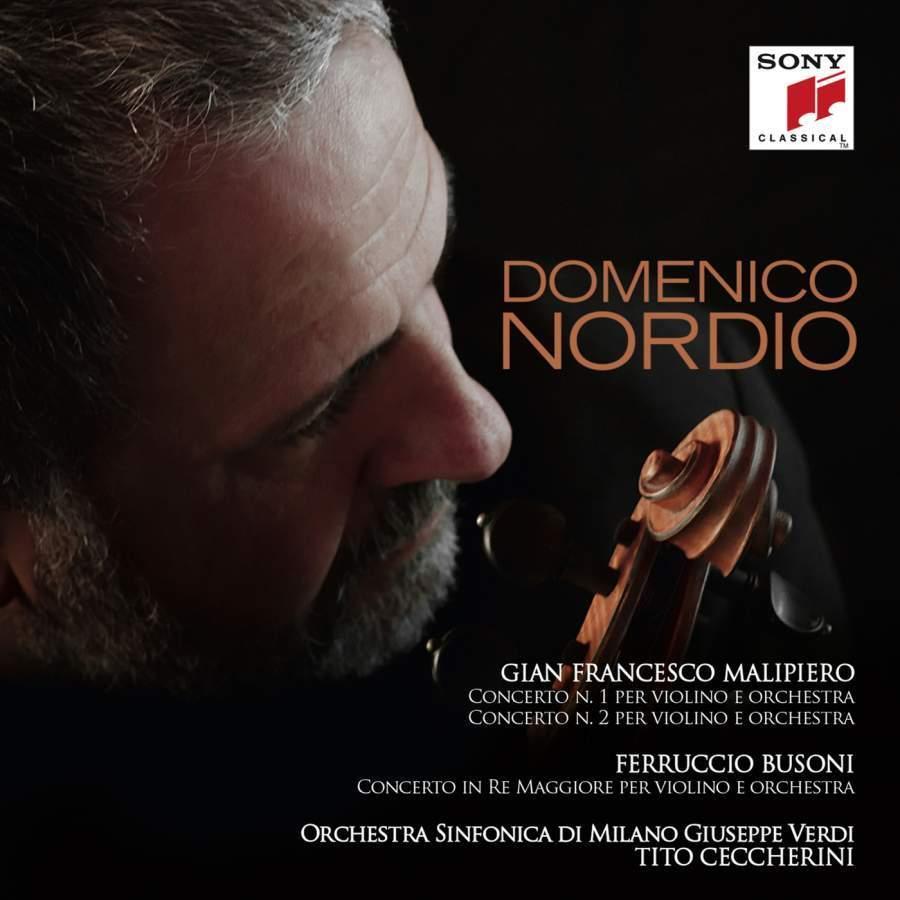 Malipiero & Busoni:ViolinConcertos