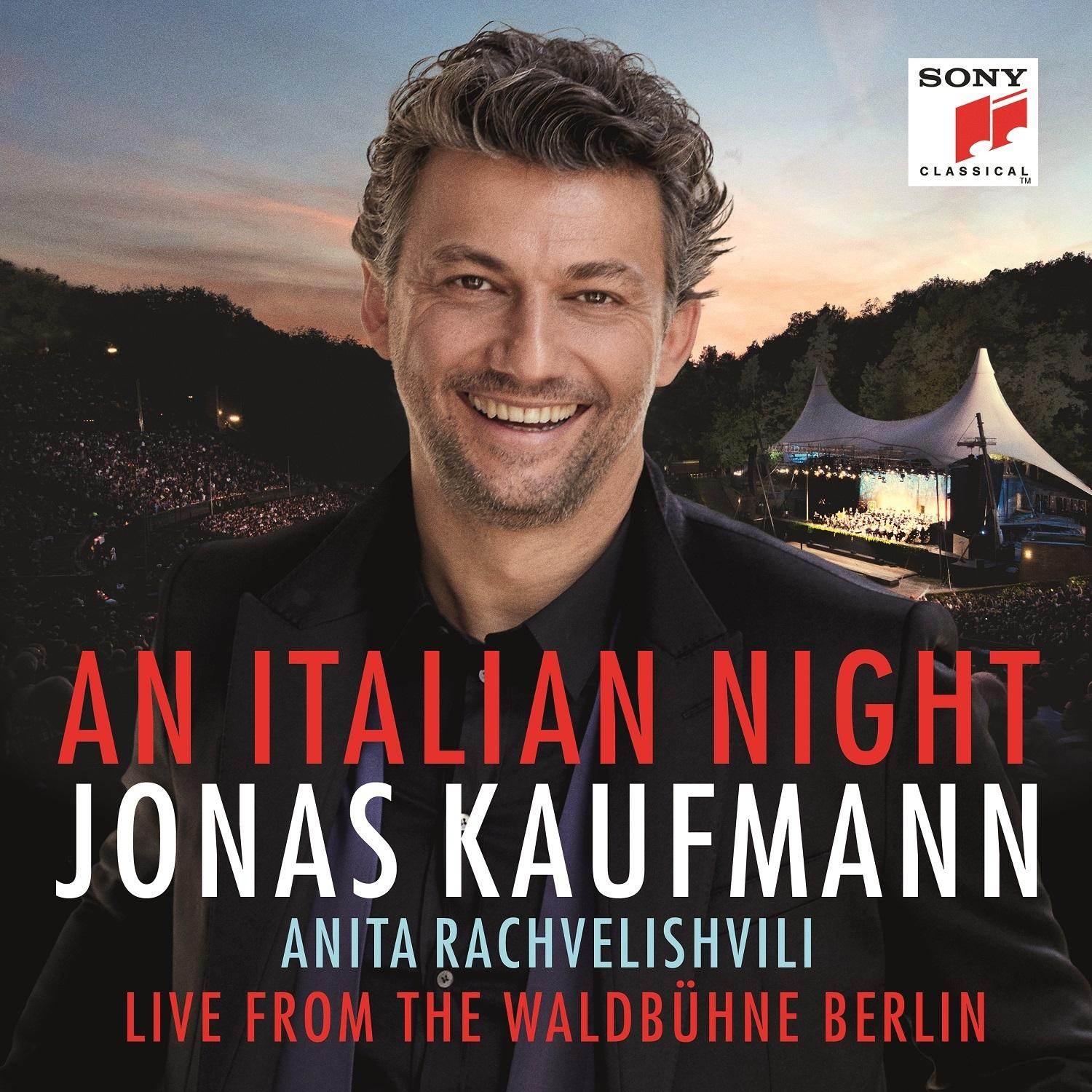 An Italian Night: Live from theWaldbuhneBerlin