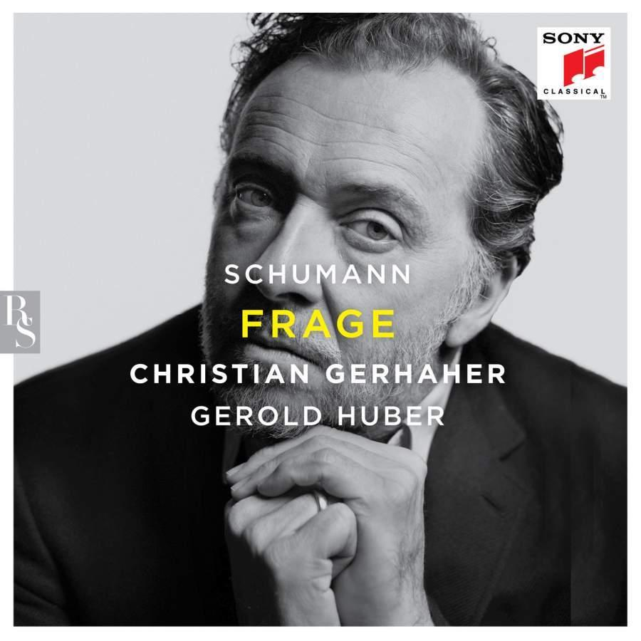 Schumann: Frage (vocal works for baritone and piano)