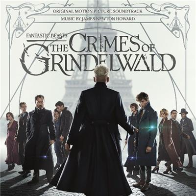 Fantastic Beasts: The Crimes OfGrindelwald(Soundtrack)