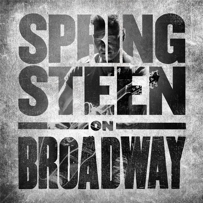 Springsteen On Broadway (Vinyl)