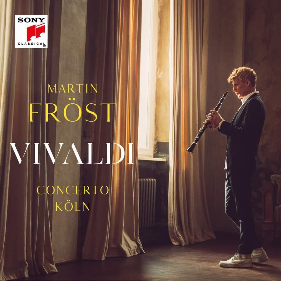 Vivaldi: Works for ClarinetandOrchestra