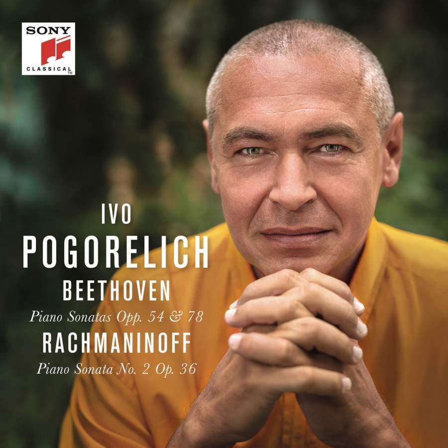Beethoven: Piano Sonatas Opp 54 & 78, Rachmaninoff: No. 2Op.36