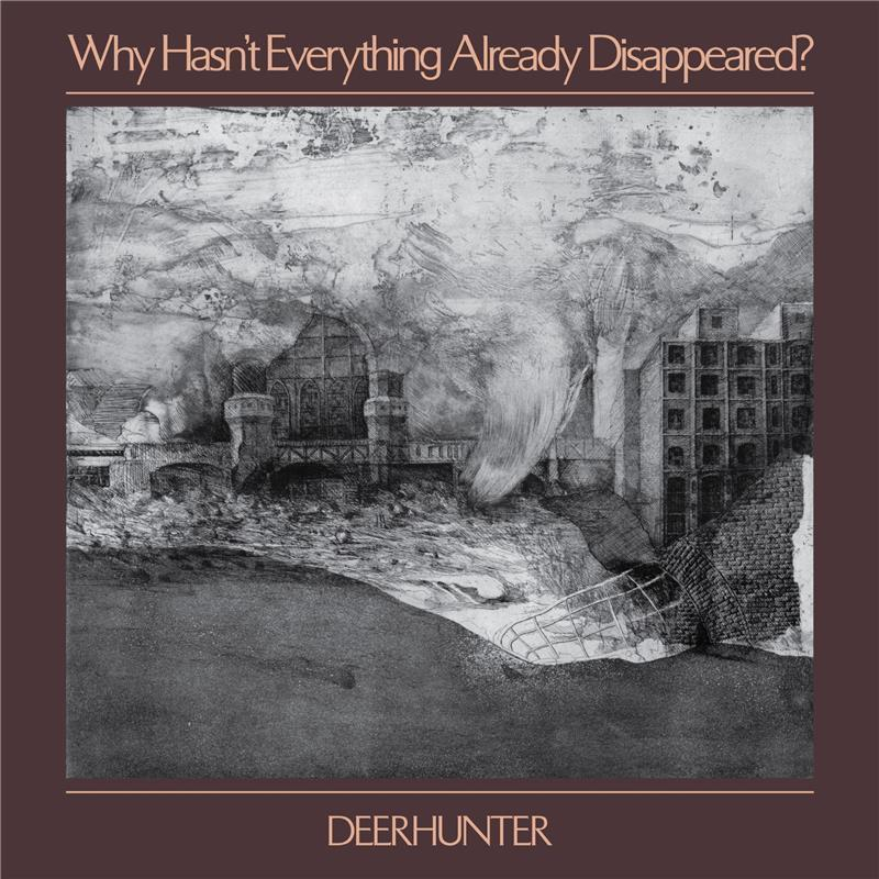 Why Hasn't Everything AlreadyDisappeared(Vinyl)