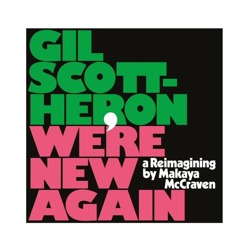 We're New Again: A Reimagining by MakayaMcCraven(Vinyl)