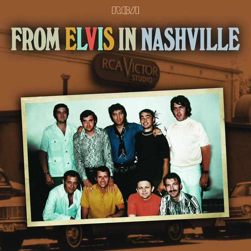 From Elvis In Nashville (Vinyl)