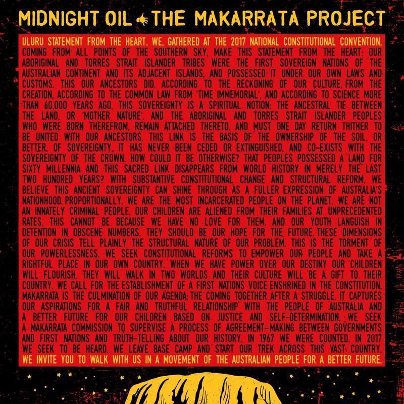 The Makarrata Project (Yellow vinyl)