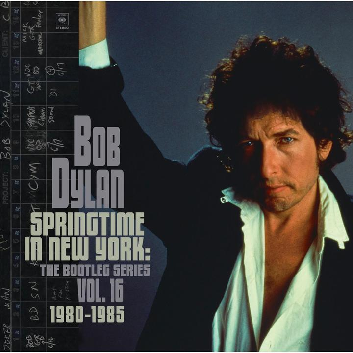 Springtime in New York: The Bootleg Series, Vol. 16 (1980-1985) (Deluxe Edition)