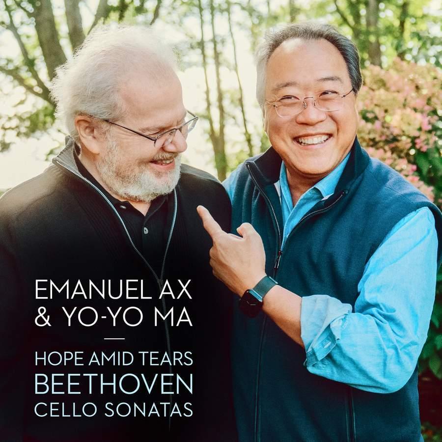 Hope Amid Tears - Beethoven:CelloSonatas