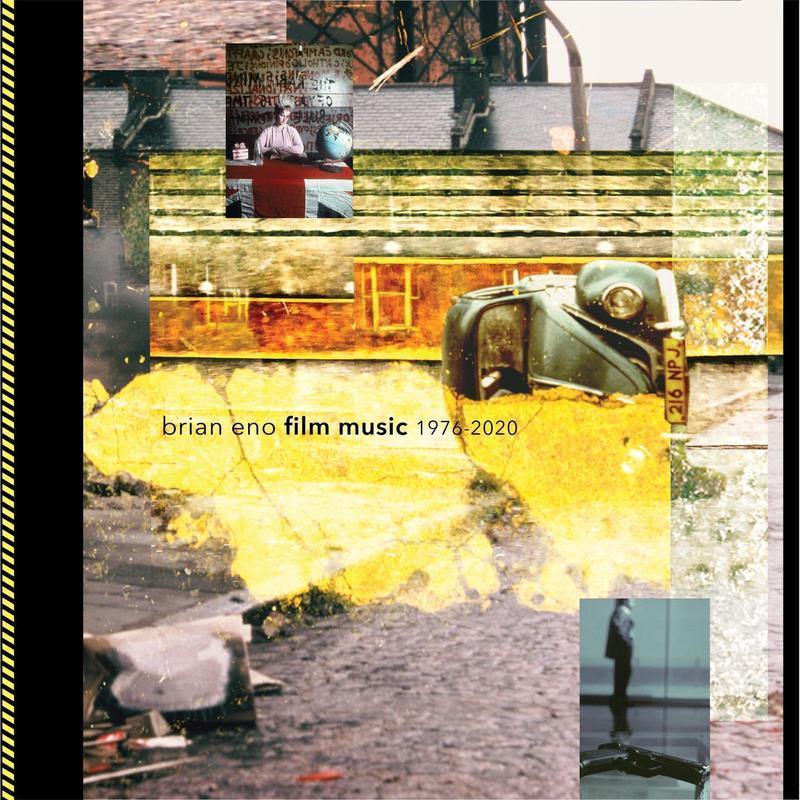 Film Music 1976-2020 (Vinyl)