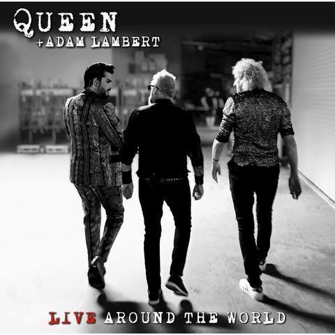 Queen & Adam Lambert - Live AroundTheWorld