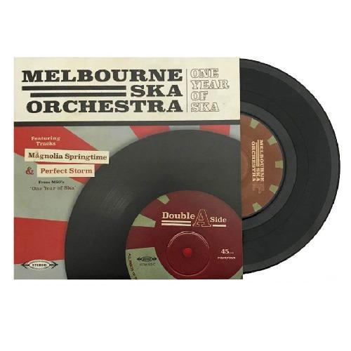 Melbourne Ska Orchestra: Magnolia Springtime & Perfect Storm (Vinyl)