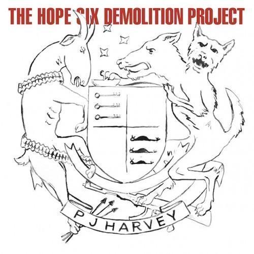 Hope Six DemolitionProject(Vinyl)