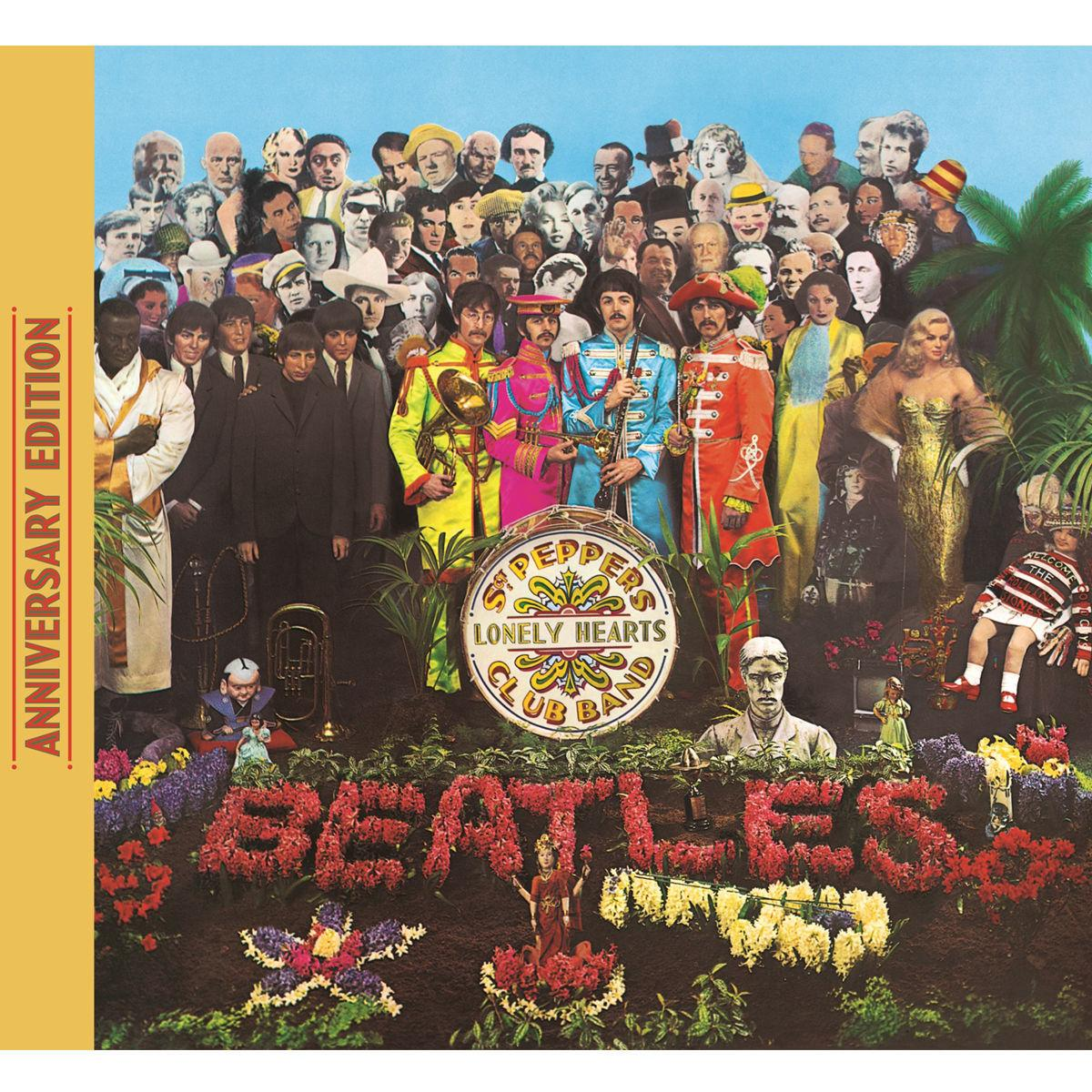Sgt Pepper' S Lonely Hearts Club Band (50th Anniversary Deluxe Edition)