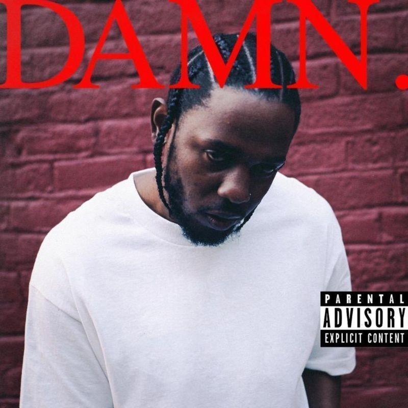 Damn (Vinyl)