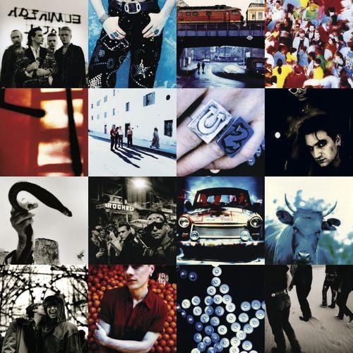 Achtung Baby(Reissue)(Vinyl)