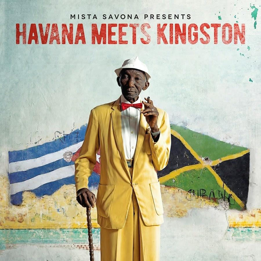 Mista Savona Presents Havana Meets Kingston (Vinyl)