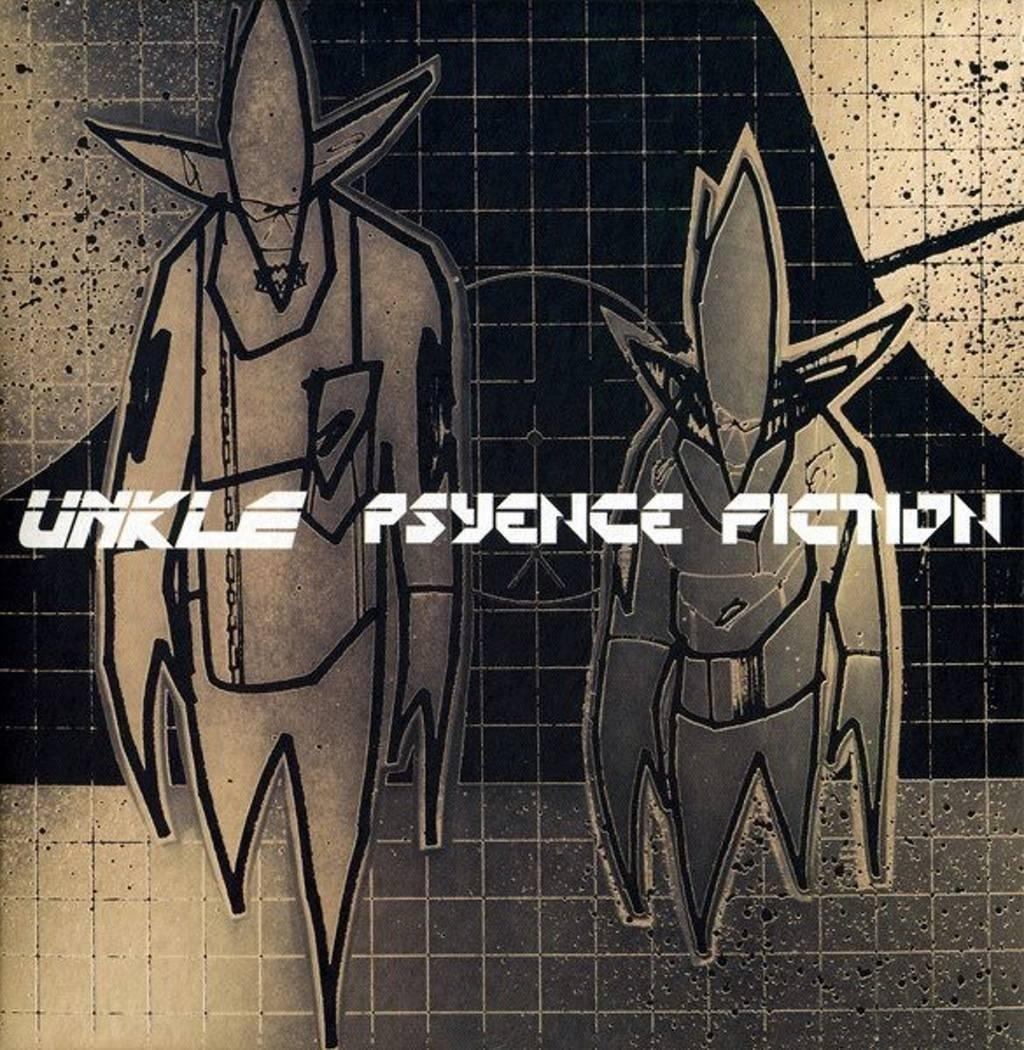 PsyenceFiction(Vinyl)