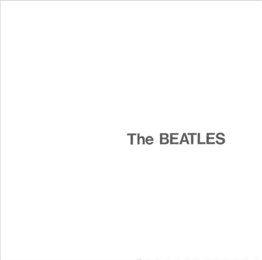 The White Album: 50th AnniversaryEdition(Vinyl)