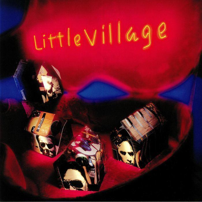 Little Village (Indie BlueVinyl)(Reissue)