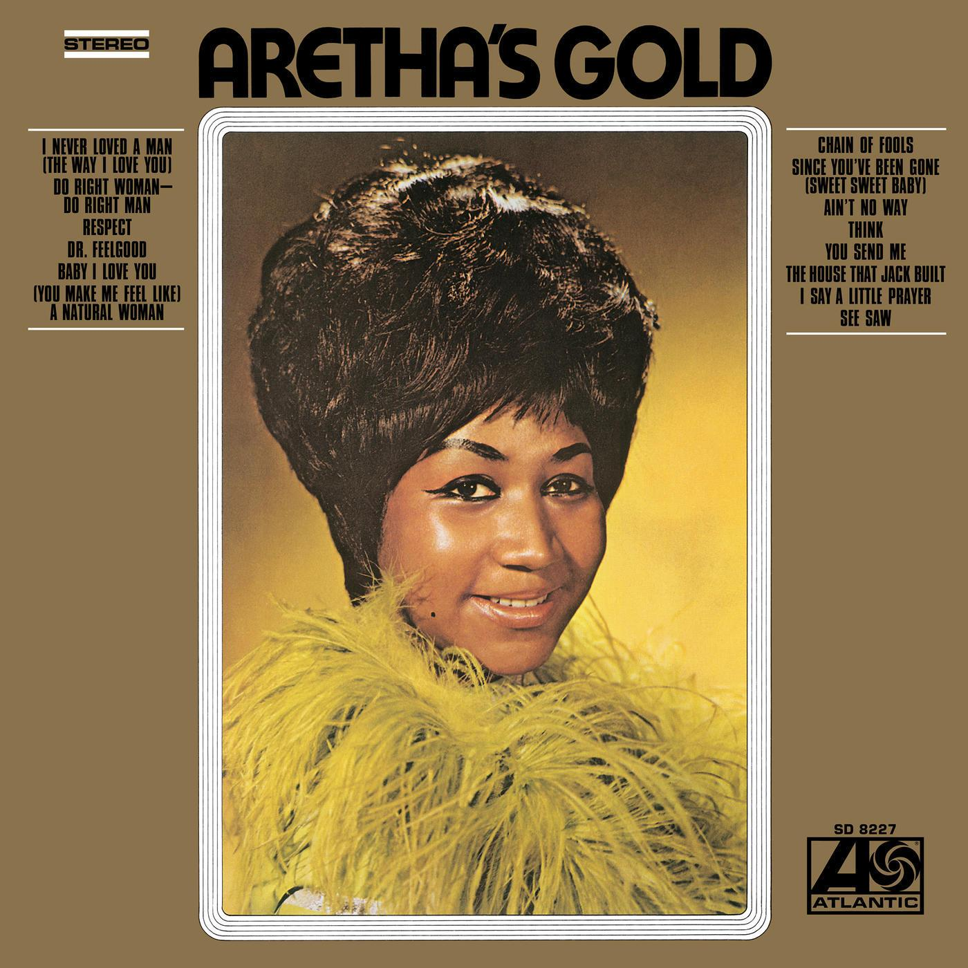 Aretha's Gold (Limited IndieGoldVinyl)