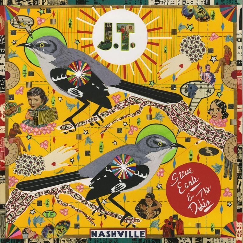 J.T. (Green Vinyl)