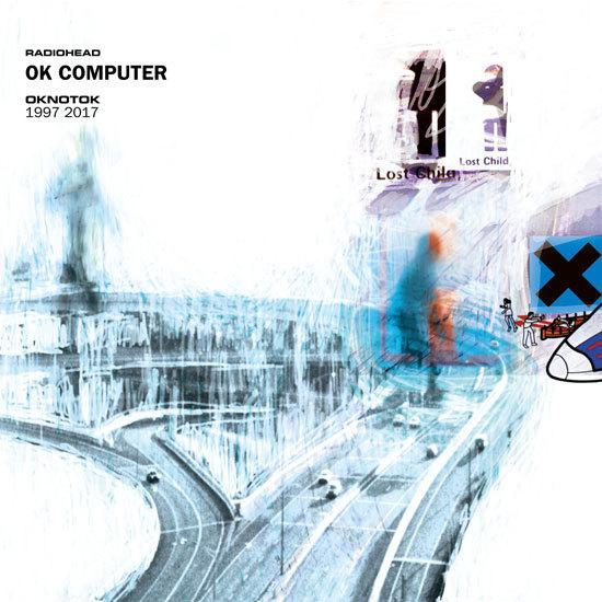OK Computer OKNOTOK 1997-2017 (3LP black limitededition)(Vinyl)