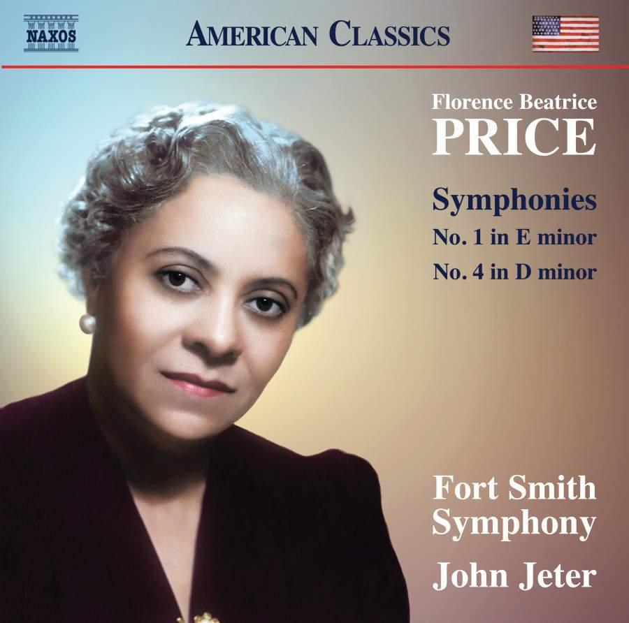 Florence Beatrice Price: Symphonies 1 & 4