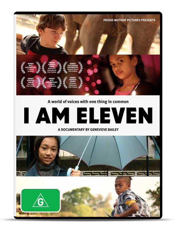 I Am Eleven (DVD)