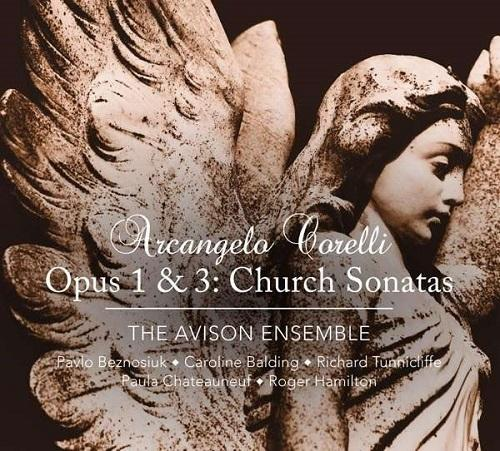 Corelli Church Sonatas Opp 1 & 3