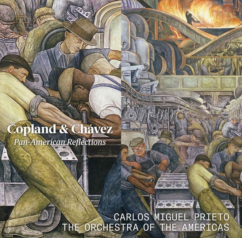 Copland & Chávez:Pan-AmericanReflections
