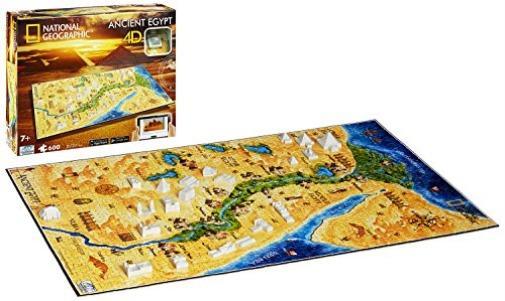 Ancient Egypt 4d Cityscape 600PcePuzzle