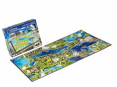 Ancient Greece 4d Cityscape 600 Pce Puzzle