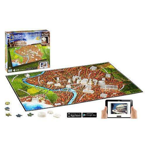 Ancient Rome 4d Cityscape 570PcePuzzle