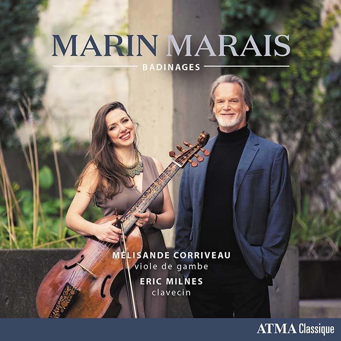 Marin Marais: Badinages - Music for Bass ViolandHarpsichord