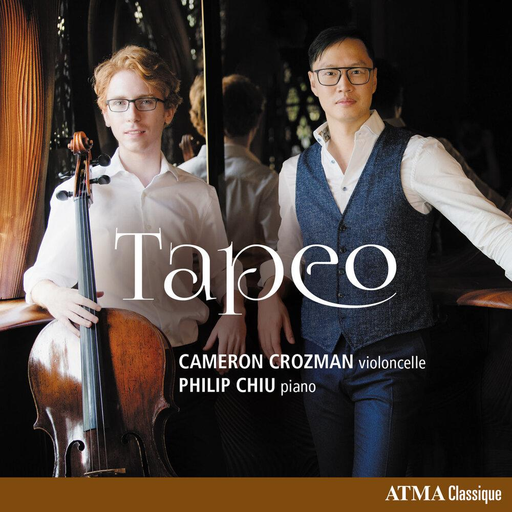 Tapeo: Works for Cello and Piano