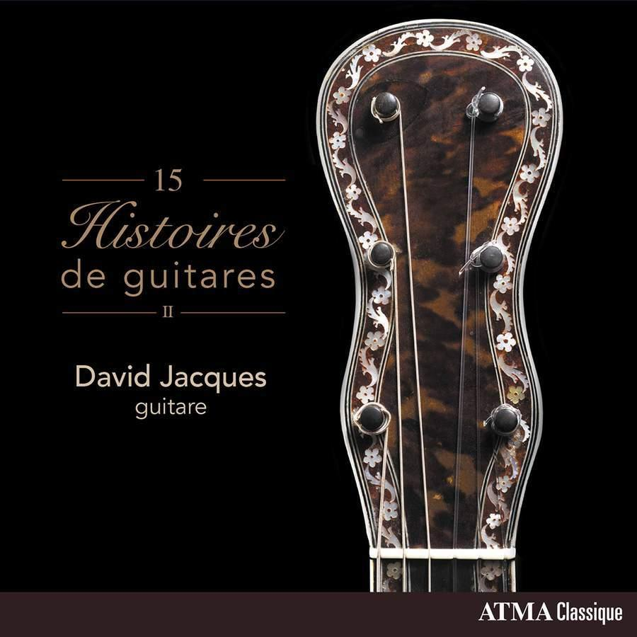 15 Histoires de Guitares