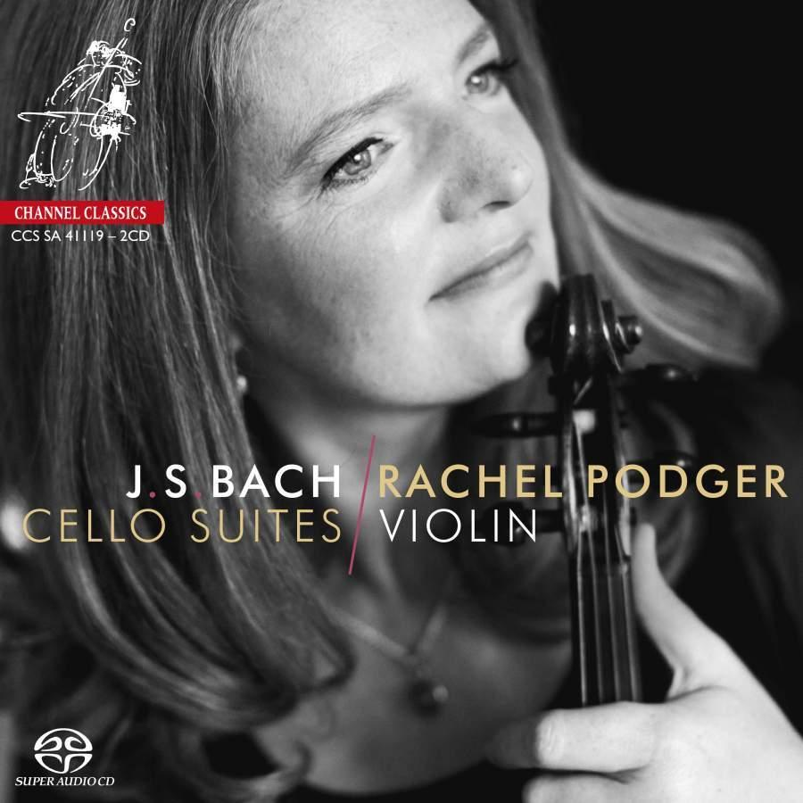 J.S. Bach: Cello Suites (arranged for violin)