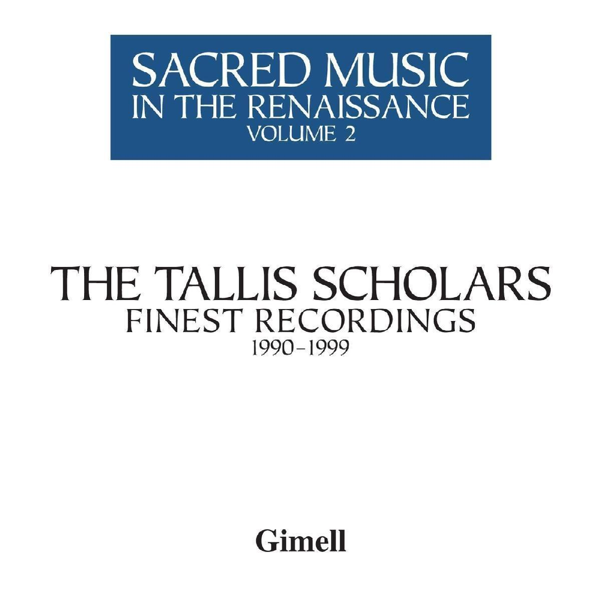 Sacred Music in the Renaissance,Vol.2
