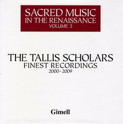 Sacred Music in the Renaissance,Vol.3