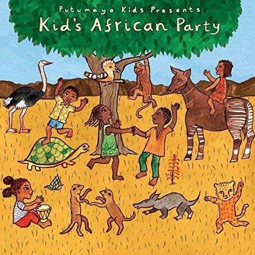 Kids African Party