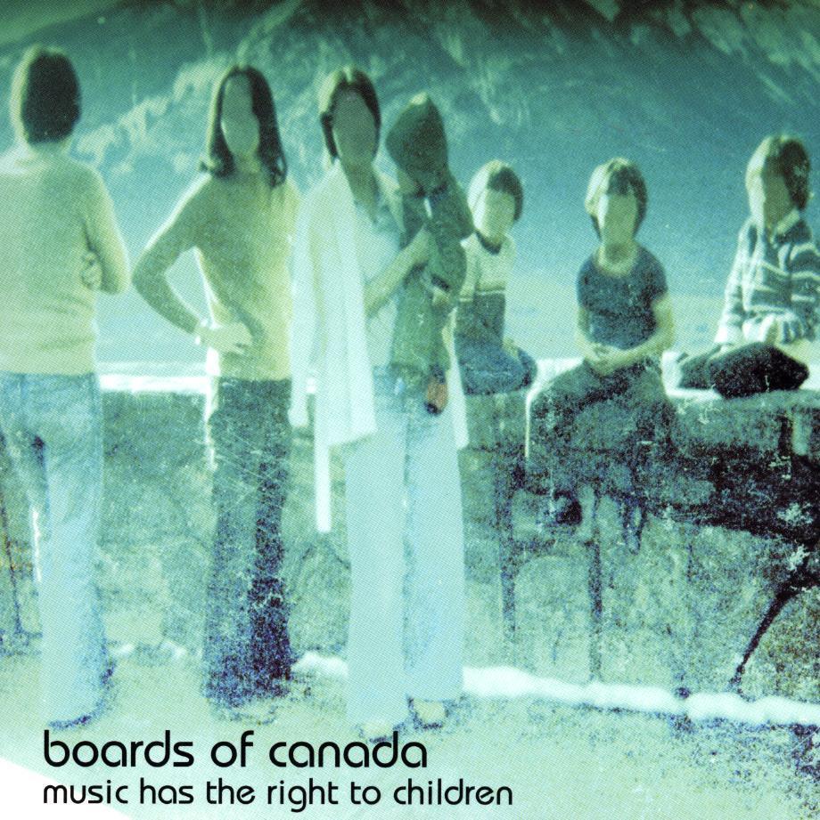 Music Has the Right toChildren(Vinyl)