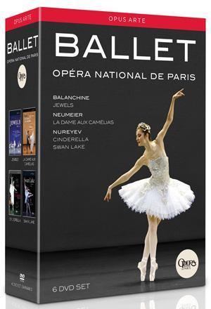 Opera National de Paris: Ballet (DVDBoxSet)