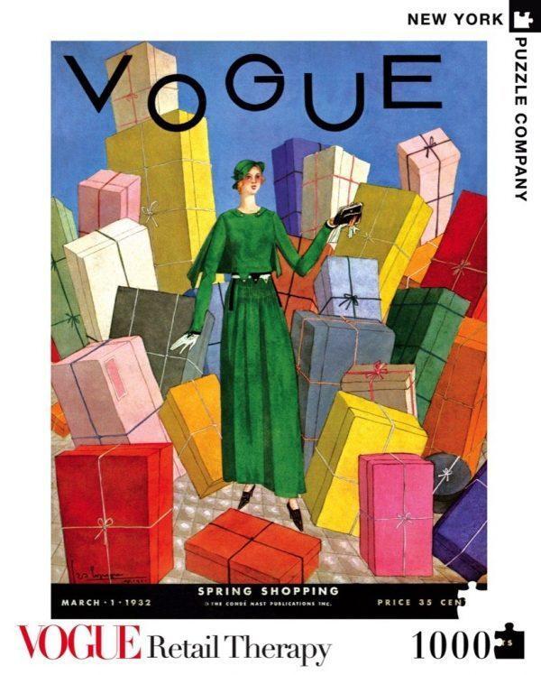 Vogue Retail Therapy 1000PiecePuzzle