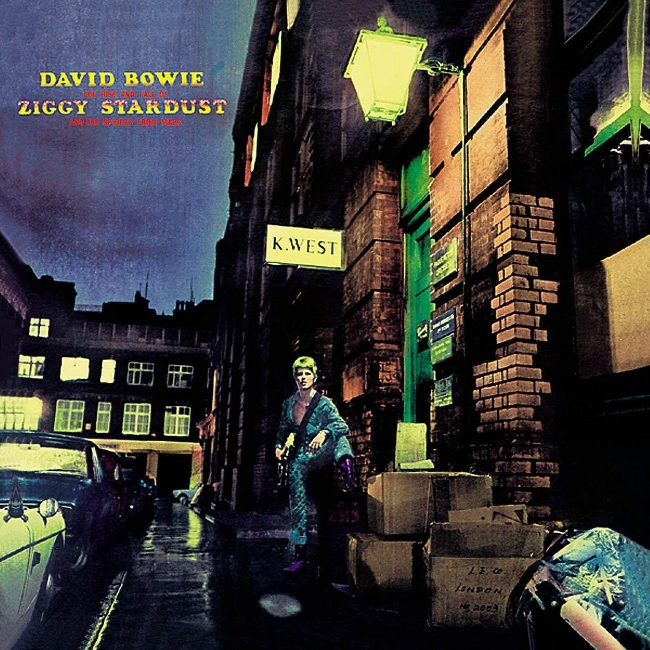 The Rise and Fall of Ziggy Stardust and the Spiders from Mars (Vinyl)