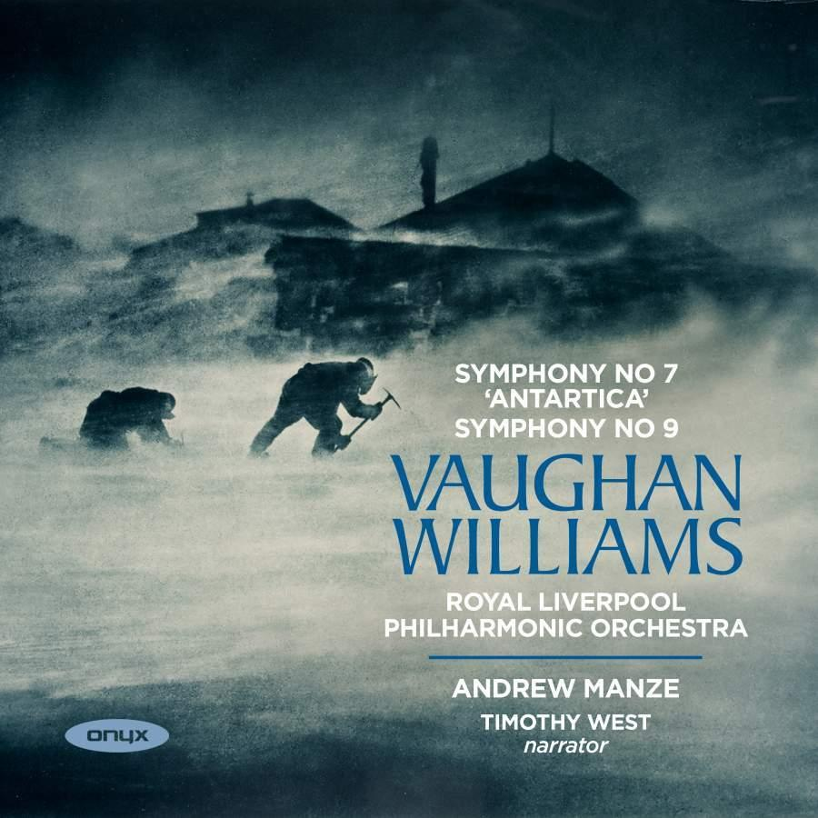 Vaughan Williams: Symphonies No. 7 & 9