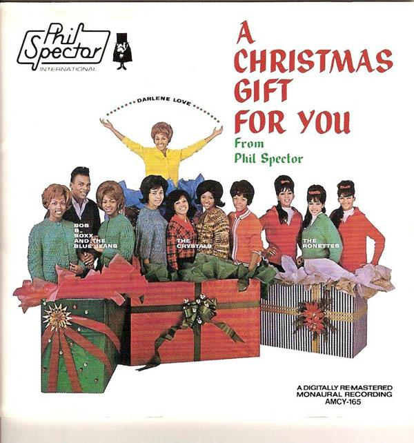 A Christmas Gift For You From Phil Spector.Christmas Gift For You Reissue