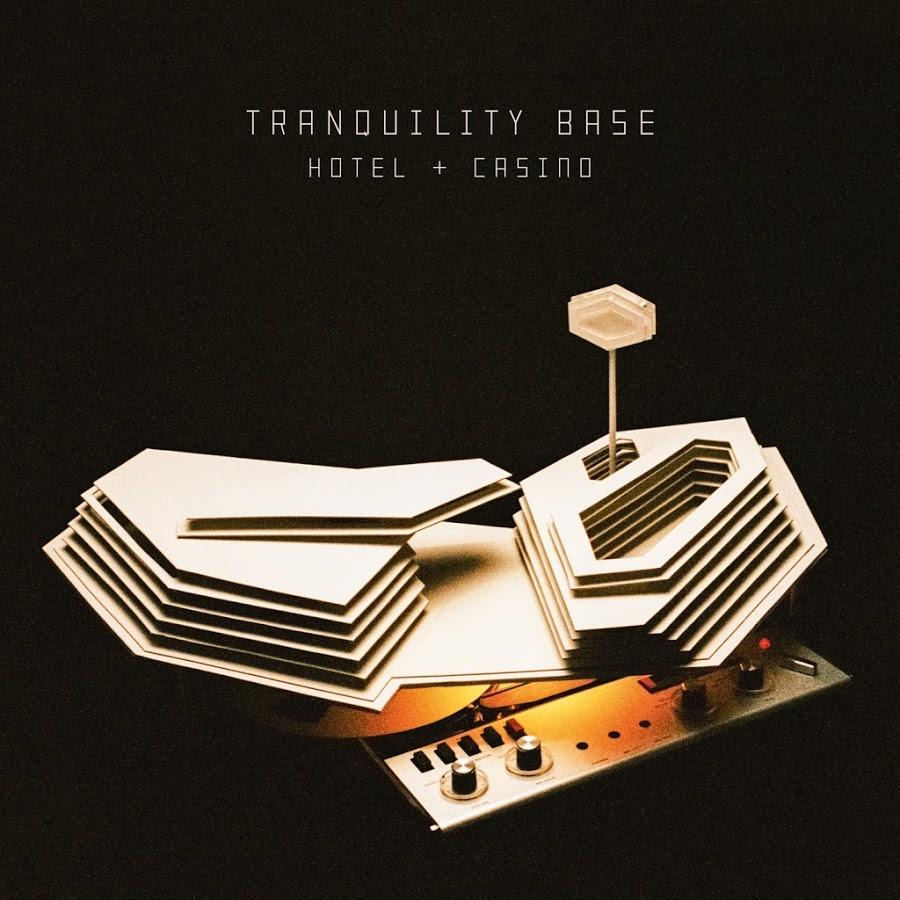 Tranquility Base Hotel & Casino (Deluxe Clear Vinyl)