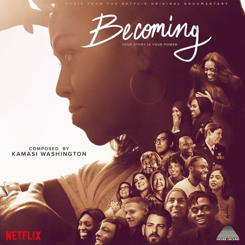 Becoming (Netflix OriginalDocumentary)(Vinyl)